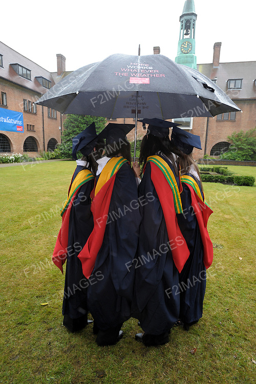 Students Graduating from a British University..Photos by Alan Edwards