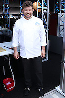 LOS ANGELES, CA, USA - MARCH 23: Benjamin Ford at the All-Star Chef Classic - Savor The Season Presented By Melissa's Produce held at L.A. Live on March 23, 2014 in Los Angeles, California, United States. (Photo by David Acosta/Celebrity Monitor)