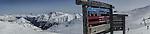 Top of B3 chairlift, Ischgl Ski Area, Austria