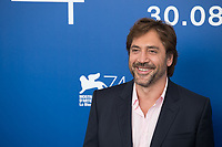 "Javier Bardem at the ""Loving Pablo"" photocall, 74th Venice Film Festival in Italy on 6 September 2017.<br /> <br /> Photo: Kristina Afanasyeva/Featureflash/SilverHub<br /> 0208 004 5359<br /> sales@silverhubmedia.com"