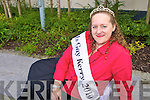 Ms Gay Kerry Silver Staak (correct name Ger) who will be competing in Ms Gay Ireland in Waterford next weekend