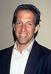 Kenneth Cole pictured at HELP Benefit for the Homeless at F Stop Cafe in new York City on July 15, 1997.