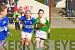 Sarah Houlihan Kerry Patrica Fogarty Laois
