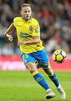UD Las Palmas' Dani Castellano during La Liga match. November 5,2017. (ALTERPHOTOS/Acero)