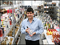 1200 bottles of Gin going cheap!