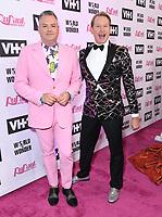"13 May 2019 - Los Angeles, California - Ross Matthews, Carson Kressley. ""RuPaul's Drag Race"" Season 11 Finale held at the Orpheum Theatre. Photo Credit: Birdie Thompson/AdMedia"