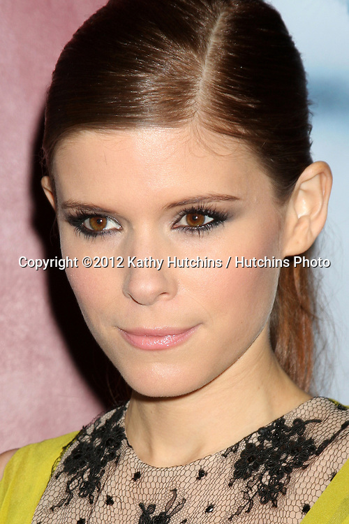 LOS ANGELES - NOV 29:  Kate Mara arrives at the 'Deadfall' premiere at ArcLight Hollywood Theaters on November 29, 2012 in Los Angles, CA