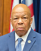 United States Representative Elijah Cummings (Democrat of Maryland), Ranking member, US House Committee on Oversight and Government Reform arrives to hear FBI Director James Comey deliver testimony before the committee following his announcement on Tuesday that he would recommend not to prosecute former US Secretary of State Hillary Clinton for maintaining a private server on Capitol Hill in Washington, DC on Thursday, July 7, 2016.<br /> Credit: Ron Sachs / CNP<br /> (RESTRICTION: NO New York or New Jersey Newspapers or newspapers within a 75 mile radius of New York City)
