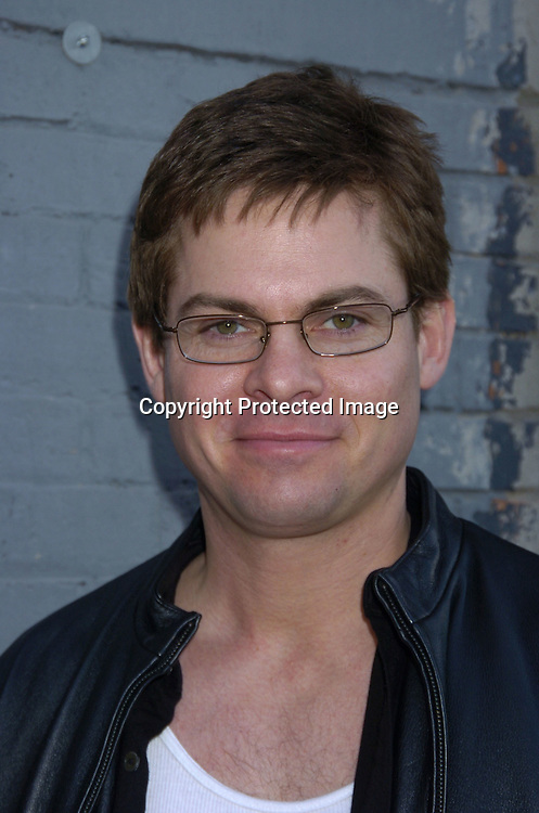 Trent Dawson..at the P and G Party for The Hot Men of As The World Turns and Guiding Light on April 21, 2005 at Crobar. ..The Party was planned by David Turtura and was filmed for his TV Show on The Discovery Channel. Some of the Soap Stars helped set up the party.           Photo by Robin Platzer, Twin Images