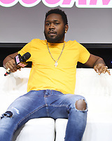 HOLLYWOOD, FL - NOVEMBER 13: Kranium at Jamz Live at radio station 99 Jamz on November 13, 2017 in Hollywood, Florida. Credit: mpi04/MediaPunch