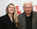 "Lily Rabe and David Rabe  attends The New Group presents the New York Premiere Opening Night of David Rabe's for ""Good for Otto"" on March 8, 2018 at the Green Fig Urban Eatery,  in New York City."