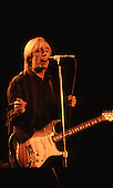Tom Petty - performing live at the Hammersmith Odeon in London UK - 06 Mar 1980.  Photo credit: George Chin/IconicPix