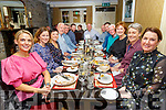 Hunt Clan Gathering: The hunt family from Athea attending a family dinner at Behan's Horseshoe Bar, Listowel on Saturday night last.