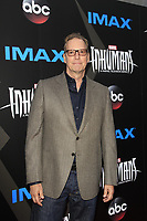 "LOS ANGELES - AUG 28:  Scott Buck at the ABC and Marvel's ""Inhumans"" Premiere Screening at the Universal City Walk on August 28, 2017 in Los Angeles, CA"