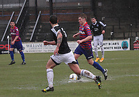 Ayr United v St Mirren Youth Cup 220215 (Abandoned)