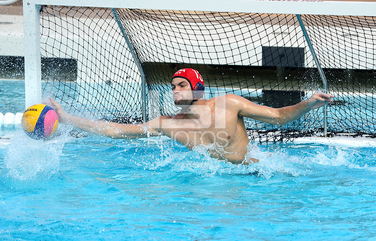 STANFORD, CA; June 11, 2017; Men's Water Polo, USA vs Croatia. Tony Acevedo's last match.