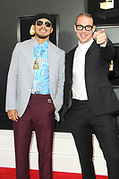 10 February 2019 - Los Angeles, California - Welshy Fire, Diplo. 61st Annual GRAMMY Awards held at Staples Center. Photo Credit: AdMedia