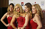 Bella Electric Strings attends the 14th Annual Red Dress Awards presented by Woman's Day Magazine at Jazz at Lincoln Center Appel Room on February 7, 2017 in New York City.