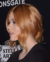 "01 February  - Hollywood, Ca - Katherine McNamara. Arrivals for the Los Angeles special screening of ""The Choice"" held at Arclight Hollywood. Photo Credit: Birdie Thompson/AdMedia"