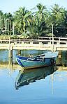 Blue Boat 02 -