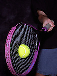 Tennis ball impact