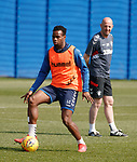 19.04.2019 Rangers training: Lassana Coulibaly