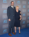Eric White, Patricia Arquette<br />  attends The 20th ANNUAL CRITICS&rsquo; CHOICE AWARDS held at The Hollywood Palladium Theater  in Hollywood, California on January 15,2015                                                                               &copy; 2015 Hollywood Press Agency