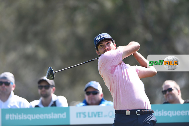 Matt Jager (NZL) during the 3rd round of the Australian PGA Championship, Royal Pines Resort Golf Course, Benowa, Queensland, Australia. 01/12/2018<br /> Picture: Golffile | Anthony Powter<br /> <br /> <br /> All photo usage must carry mandatory copyright credit (&copy; Golffile | Anthony Powter)