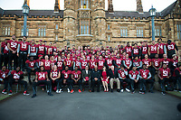 Stanford Football Sydney Cup Day Two Sydney University, August 22, 2017