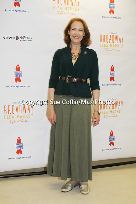 Harriett Harris - Desperate Housewives at the 27th Annual Broadway Flea Market & Grand Auction to benefit Broadway Cares/Equity Fights Aids in Shubert Alley, New York City, New York.  (Photo by Sue Coflin/Max Photos)