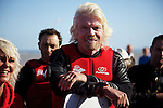Richard Branson Channel Crossing