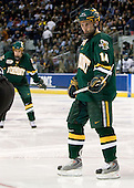 Brian Roloff (Vermont - 14) - The University of Vermont Catamounts defeated the Yale University Bulldogs 4-1 in their NCAA East Regional Semi-Final match on Friday, March 27, 2009, at the Bridgeport Arena at Harbor Yard in Bridgeport, Connecticut.