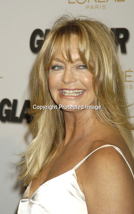 Goldie Hawn ..at The Glamour Magazine  2005 Women of the Year Awards on November 2, 2005 at Lincoln Center's Avery Fisher Hall...Photo by Robin Platzer, Twin Images