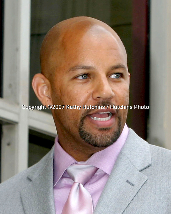 Chris Williams .Vanessa Williams receives a star on the Hollywood Walk of Fame.Los Angeles, CA.March 19, 2007.©2007 Kathy Hutchins / Hutchins Photo...