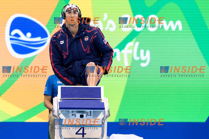 PHELPS Michael USA <br /> Men's 200m Butterfly <br /> Rio de Janeiro 08-08-2016 Olympic Aquatics Stadium <br /> Swimming Nuoto <br /> Foto Andrea Staccioli/Deepbluemedia/Insidefoto