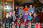 Lidl, Listowel Xmas party: The staff of the Lidl Store, Listowel enjoying their Christmas Party at Behan's Restaurant at the Horseshoe Bar, Listowel on Friday night last.
