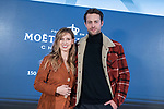 Manuela Velles and Peter Vives In MOËT & CHANDON presents the global celebration project of the 150th anniversary of Moet in the hands of its protagonists<br /> November 13, 2019. <br /> (ALTERPHOTOS/David Jar)