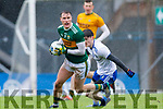 Mark Griffin  Kerry in action against  Monaghan during the Allianz Football League Division 1 Round 5 match between Kerry and Monaghan at Fitzgerald Stadium in Killarney, on Sunday.