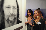 Photographs of the homeless was part of a fundraiser for Trinity Cafe in Tampa.
