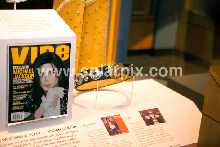 **ALL ROUND PICTURES FROM SOLARPIX.COM**.**SYNDICATION RIGHTS FOR UK, AUSTRALIA, DENMARK, PORTUGAL, S. AFRICA, SPAIN & DUBAI (U.A.E) & ASIA (EXCLUDING JAPAN) ONLY**.How the West Was Worn by . . . Michael Jackson Event at the Autry National Center, Los Angeles, CA, USA, 17 August 2010.This pic: Atmosphere..JOB REF: 11939    PHZ Schweich   DATE: 17_08_2010.**MUST CREDIT SOLARPIX.COM OR DOUBLE FEE WILL BE CHARGED**.**MUST NOTIFY SOLARPIX OF ONLINE USAGE**.**CALL US ON: +34 952 811 768 or LOW RATE FROM UK 0844 617 7637**