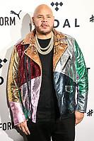 NOVA YORK, EUA, 23.10.2018 - CELEBRIDADES-EUA - Fat Joe no tapete vermelho da 4º edição do Tidal X no Barclays Center no Brooklyn na cidade de Nova York nos Estados Unidos na noite desta terça-feira 23. (Foto: William Volcov/Brazil Photo Press)