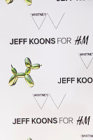 Jeff Koons for H&M