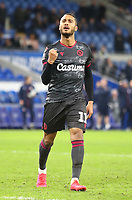 4th February 2020; Cardiff City Stadium, Cardiff, Glamorgan, Wales; English FA Cup Football, Cardiff City versus Reading; Jordan Obita of Reading celebrates scoring the penalty