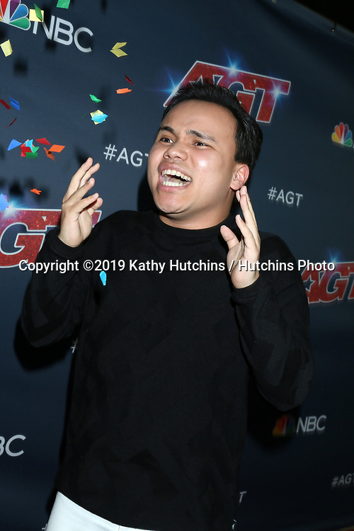 """LOS ANGELES - SEP 18:  Americas Got Talent WINNER Kodi Lee at the """"America's Got Talent"""" Season 14 Finale Red Carpet at the Dolby Theater on September 18, 2019 in Los Angeles, CA"""