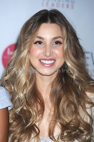 Whitney Port at the 2010 Cosmetic Executive Women Beauty Awards at The Waldorf=Astoria in New York City. May 21, 2010.Credit: Dennis Van Tine/MediaPunch