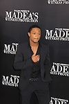 Romeo Miller stars in Tyler Perry's Madea's Witness Protection NYC Premiere on June 25, 2012 at AMC Lincoln Square Theater, New York City, NY. (Photo by Sue Coflin/Max Photos)