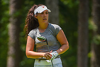 Sophia Schubert (a)(USA) watches her tee shot on 2 during round 1 of the U.S. Women's Open Championship, Shoal Creek Country Club, at Birmingham, Alabama, USA. 5/31/2018.<br /> Picture: Golffile | Ken Murray<br /> <br /> All photo usage must carry mandatory copyright credit (&copy; Golffile | Ken Murray)