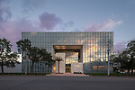 USFSP Kate Tiedemann College of Business Pippenger Hall | ikon.5 Architects
