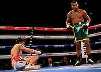 The Brazilian VS  Hector Munoz