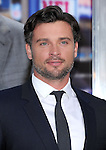 Tom Welling attends The L.A. Premiere of Summit Entertainment's DRAFT DAY held at The Regency Village Theatre in Westwood, California on April 07,2014                                                                               © 2014 Hollywood Press Agency
